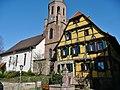 Evangelische Dieboldskirche in Schmie - panoramio.jpg