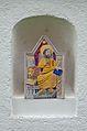 Evangelist shrine St. Mark 02, St. Ägydius, Fischbach, Styria.jpg