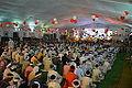 Evening Prayers - Rawatpura Sarkar Ashram - Chitrakoot - Satna 2014-07-05 6665.JPG