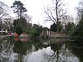 Ewell, The Pond, Bourne Hall - geograph.org.uk - 138273.jpg