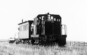 Commonwealth Railways Nc Class Australian Railways Wiki Fandom