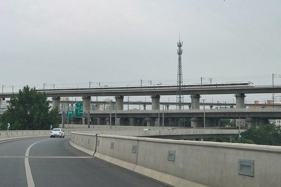 Expressways and railways
