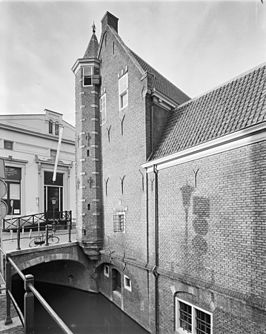 De Jansdambrug in 1986