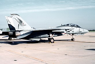 Naval Air Station Key West - F-14B BuNo 163222 of VF-101