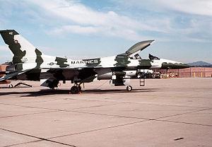 General Dynamics F-16 Fighting Falcon operators - U.S. Navy/Marine Corps General Dynamics F-16N Viper