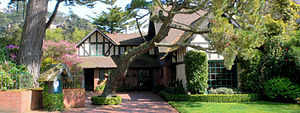 Forest Hill, San Francisco - The Forest Hill Clubhouse is the center of the Forest Hill community. It was designed in 1919 by Bernard Maybeck and was built principally by the members of the association on weekends.