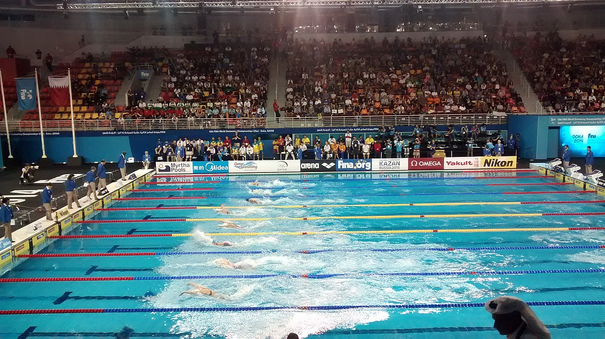 Aspire Qatar Swimming 2014 FINA World Swimmi...