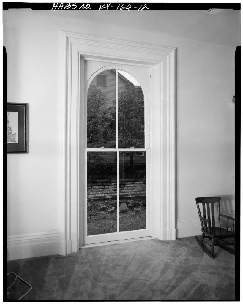 Corner Window Living Room