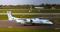 G-ECOG - DH8D - Flybe
