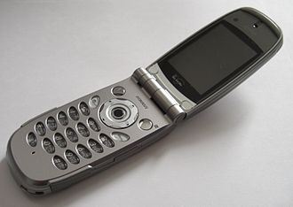 Freedom of Mobile Multimedia Access - A typical FOMA phone