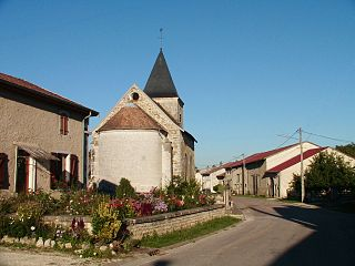 Épiez-sur-Meuse Commune in Grand Est, France