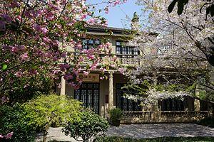 Rong Desheng - Former residence of Rong Desheng in urban Wuxi.
