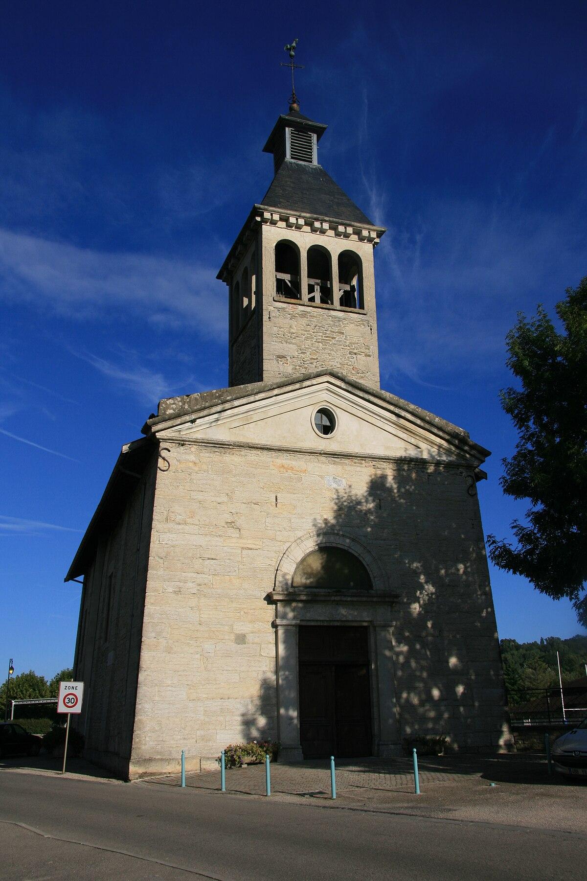 Saint-Savin, Isère - Wikipedia