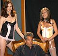 Faith Leon, Herschel Savage, August Night on set Taboo 22 1.jpg