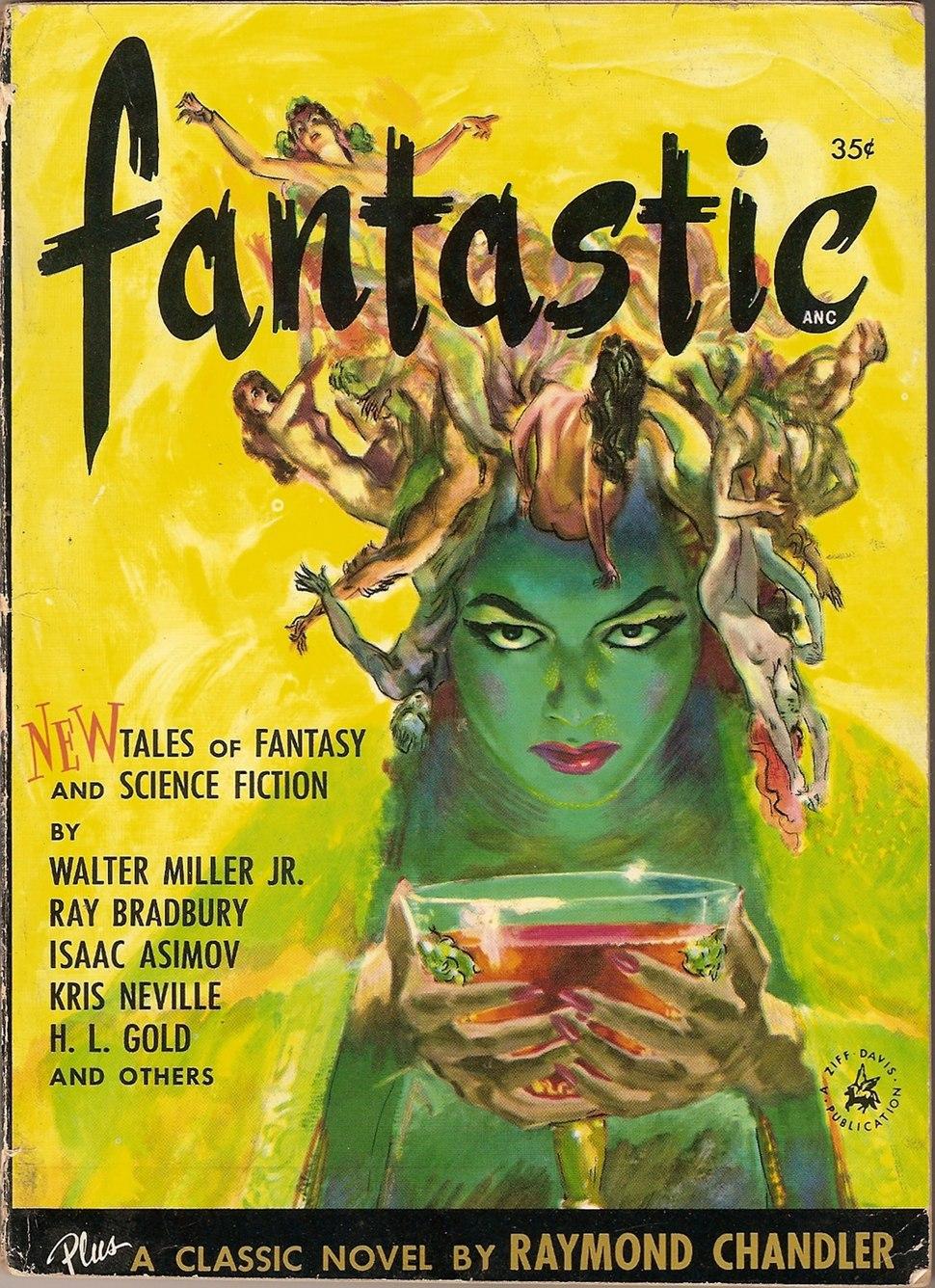 Fantastic 1952 Summer front