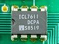 FeAp 92-1a - keyboad and display PCB - Intersil ICL7611-8630.jpg