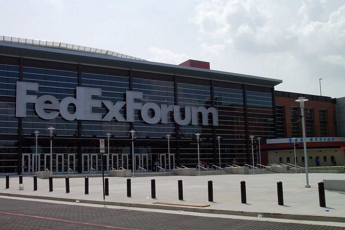 fedexforum wikipedia