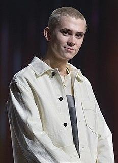 Felix Sandman Swedish singer