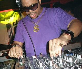 Felix da Housecat American DJ and record producer