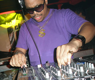 Felix da Housecat - Felix da Housecat performing in 2007