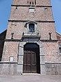 Felleries (Nord, Fr) église, entrée.jpg