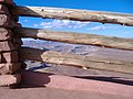 Fence at Green River Overlook - panoramio.jpg
