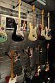 Fender signature guitars, Salon de la Musique et du Son 2008.jpg