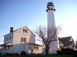 Fenwick Island, Delaware - Fenwick Island Light
