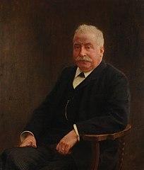 Portret van Jacobus van Stolk Az (1845-1920)