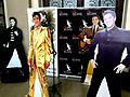 Feria del Disco de Coleccionista en Barcelona (Abril 2016) - Exhibición Elvis Presley 2.jpg