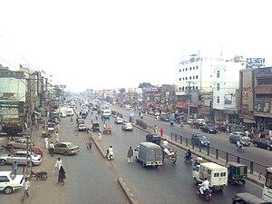 Ferozepur road Lahore
