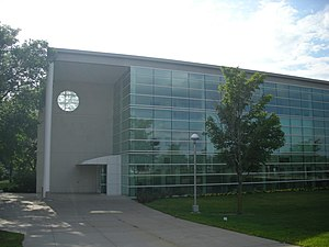 Ferris State University - Timme Center for Student Services