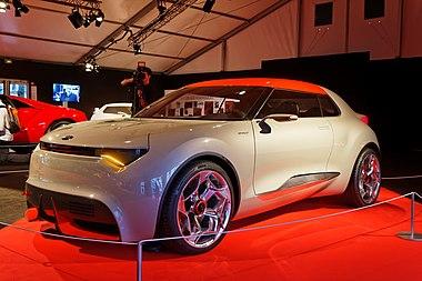Festival automobile international 2014 - Kia Provo - 002.jpg