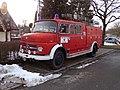 Feuerwehrauto in Schopfloch bei Freudenstadt 01.jpg