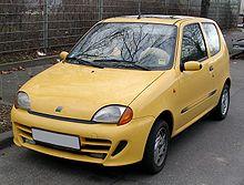 Fiat Cars Uk
