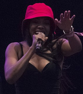 Lady Leshurr British rapper, singer, songwriter and record producer
