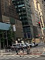 Fifth Avenue Trump Tower NYPD Parking (49982650576).jpg