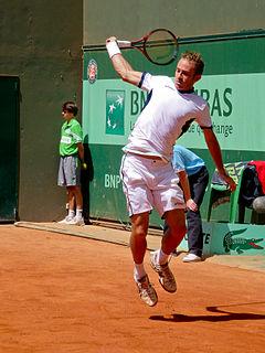 Filippo Volandri Italian tennis player