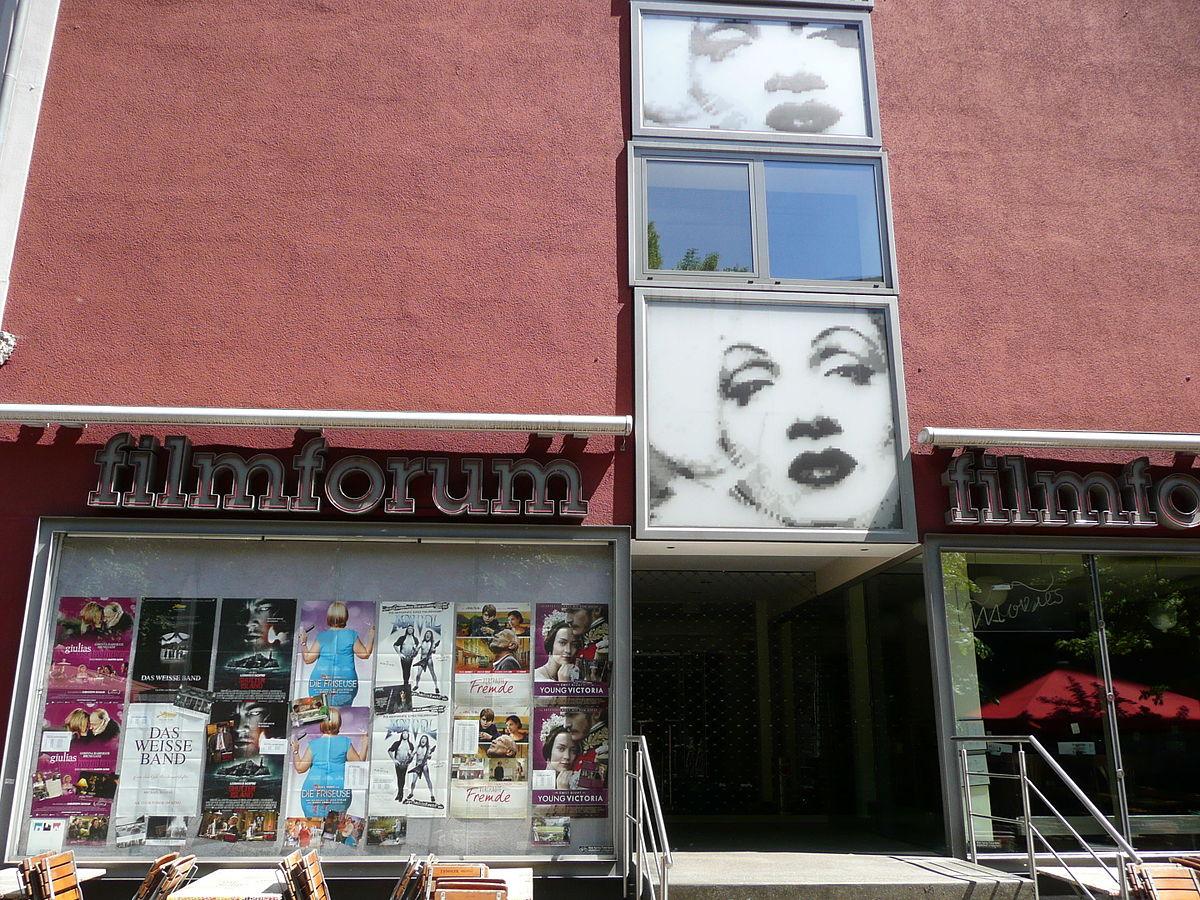 Filmforum Gmbh Duisburg