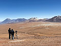 Filming The Eyes of the Atacama at the ALMA site.jpg