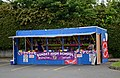 Fireworks stand in Cedar Mill, Oregon, supporting Sunset HS.jpg
