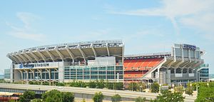 Das FirstEnergy Stadium (2013)