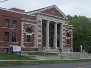 First Presbyterian Church, Leavenworth, Kansas