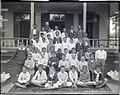 First Primary Class, 1893, Saint Louis College, photograph by Brother Bertram.jpg