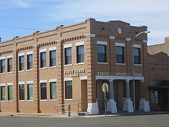 Matador, Texas - First State Bank in Matador, Texas