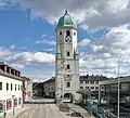 Fischamend - Stadtturm (2).JPG