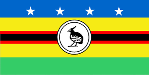 Provinces of the Solomon Islands - Image: Flag of Choiseul