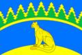 Flag of Gorkovskoe (Krasnodar krai).png