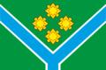 Flag of Peshkovskoe (Zabaykalsky Krai).png