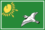 Flag of Zuevsky rayon (Kirov oblast).png